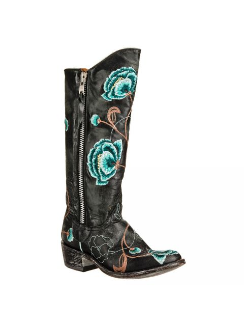 MEXICANA MARSHARAZZ BLK TURQUOISE