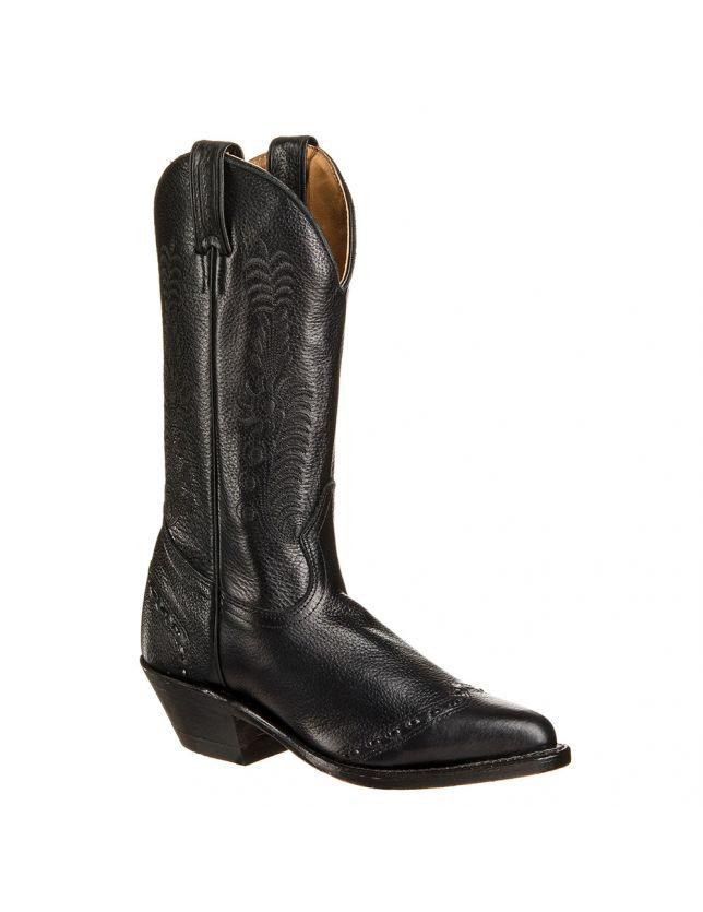 boulet 4035 boots western bottes country femme. Black Bedroom Furniture Sets. Home Design Ideas