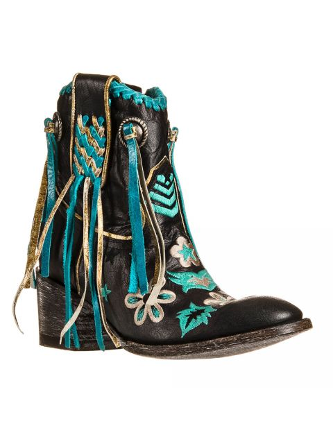 MEXICANA NAGANO BLUE JEANS / TURQUOISE