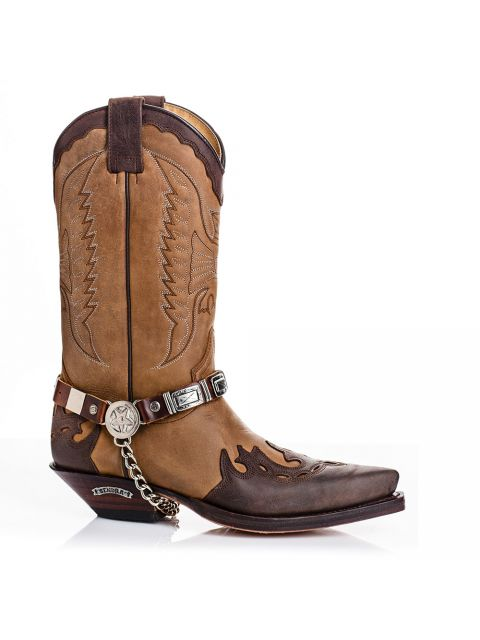SENDRA SANGLE DE BOTTES ARNES 55 BROWN