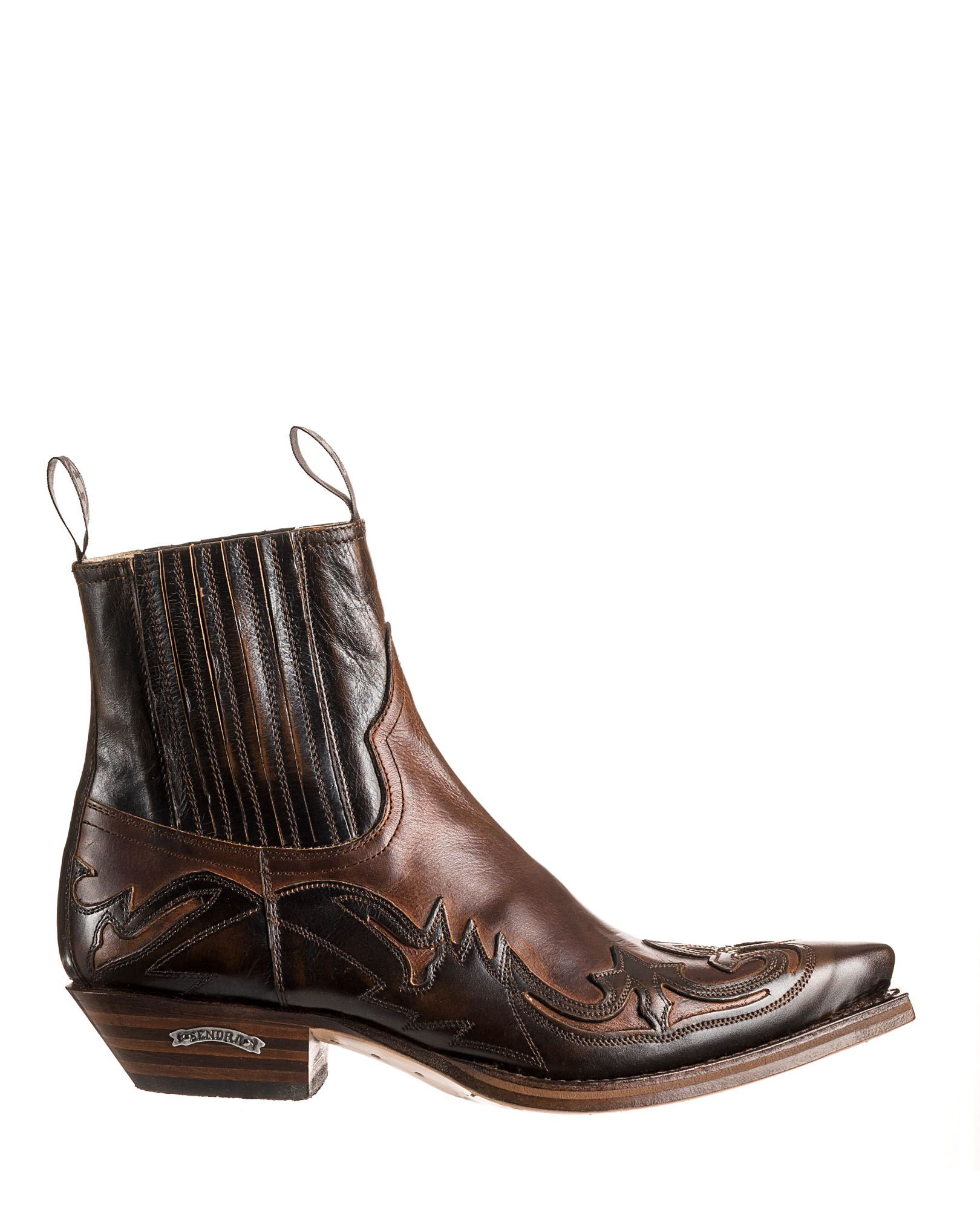 sendra 4660 britnes flo boots country homme santiag basse